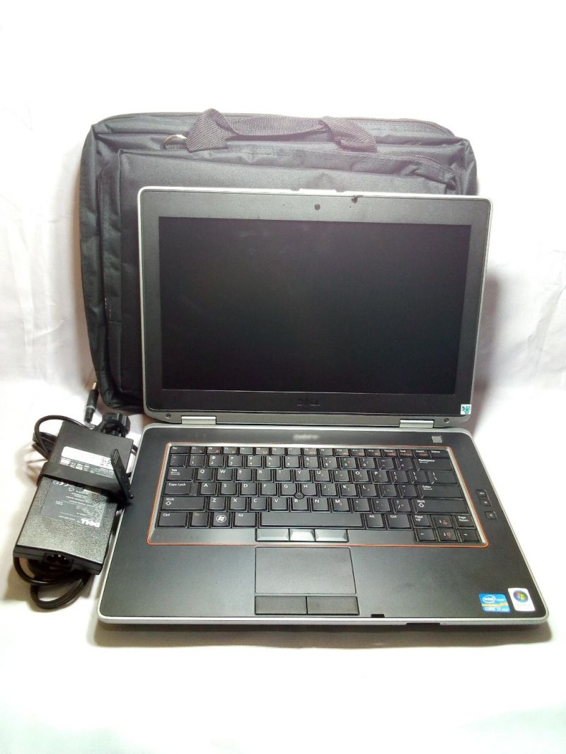 DELL Latitude E6420 Prosesor INTEL CORE I7 2620 2,7GHZ