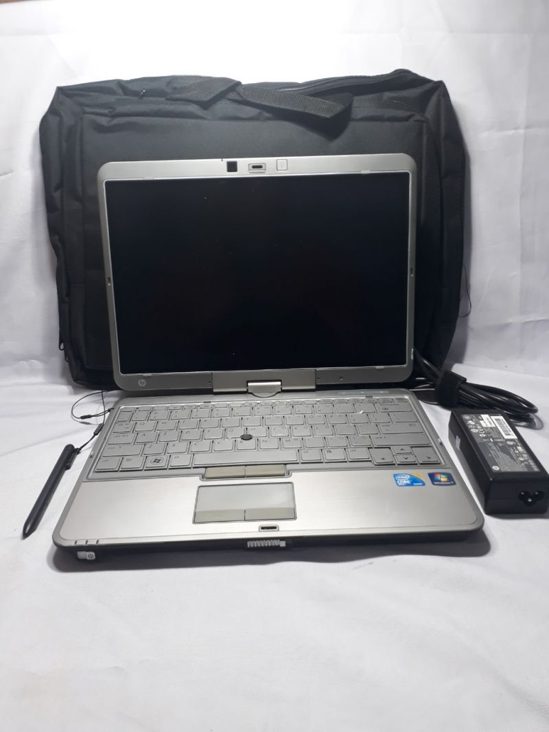 LAPTOP / TABLET HP ELITEBOOK 2740P LAYAR PUTAR TOUCH SCREEN